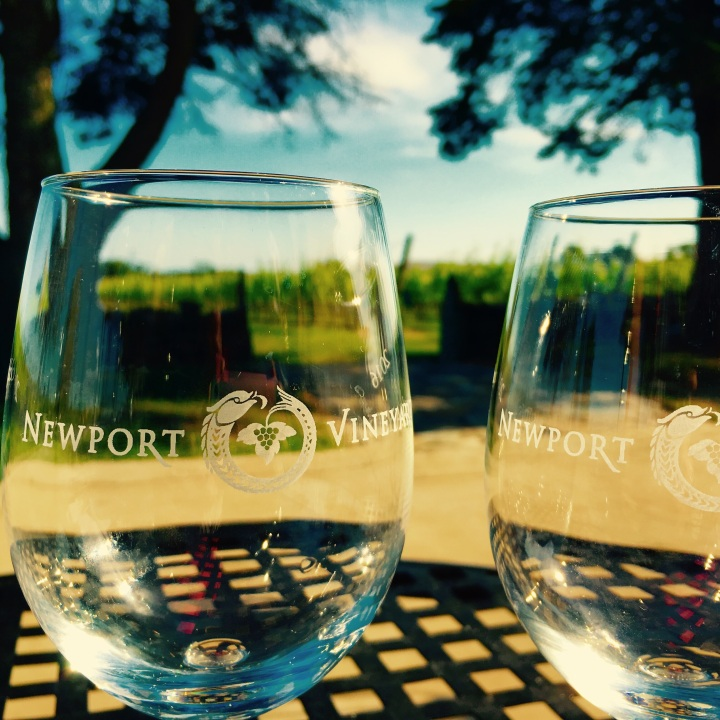 Story in a Bottle | Newport Vineyards