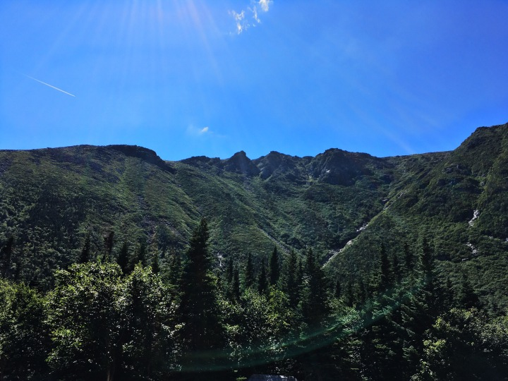 The Mountains Are Calling: Hiking Mount Washington