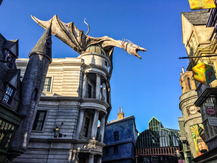 Florida – Universal Studios: Wizarding World of Harry Potter in a DAY!