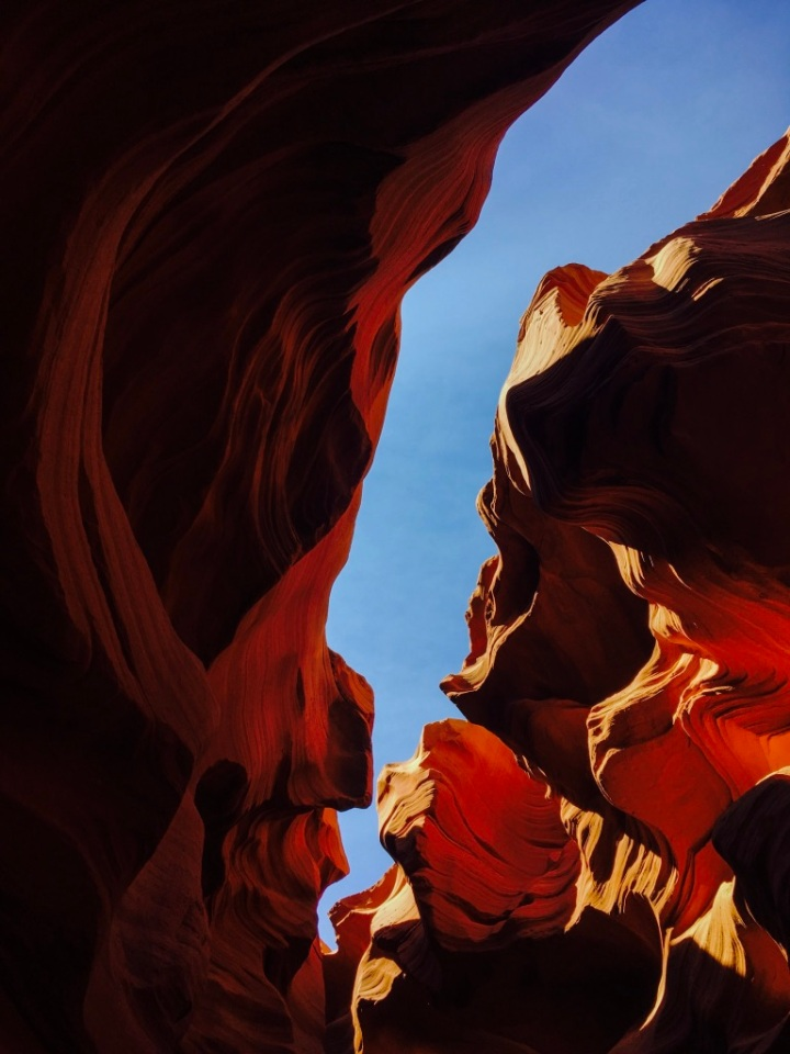 Exploring Arizona – Lower Antelope Canyon