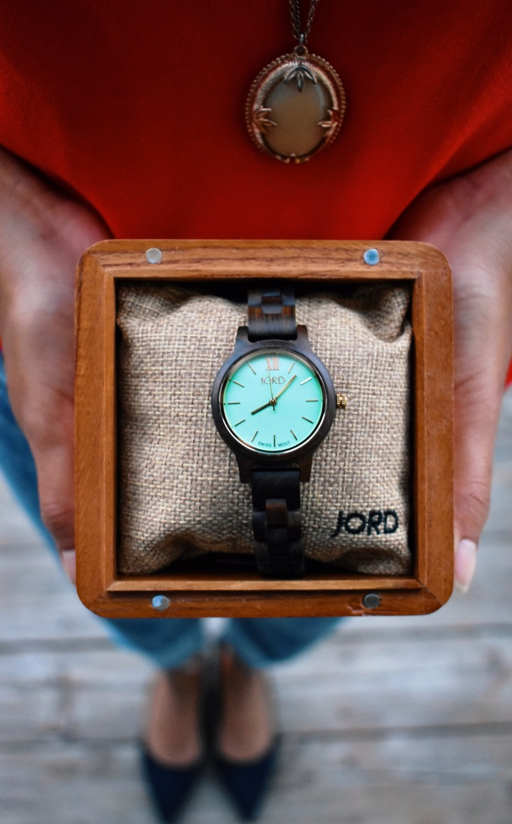 Novembrella x JORD Watches!