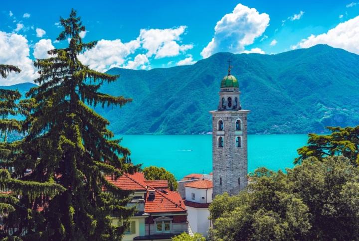 Lugano – Swiss Sunny SideUp!